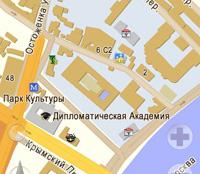 tourmap для Андроид